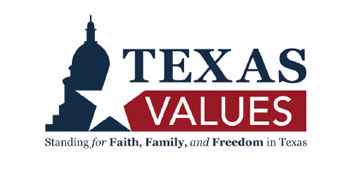 texas values logo