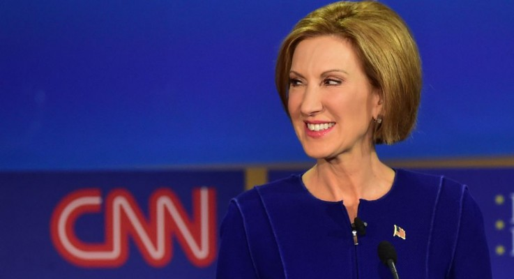 Carly Fiorina is right, the game is rigged