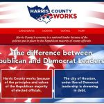 Harris County Republican mid-year finance reports