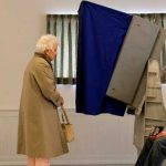 What to do if the voting machine errors occur