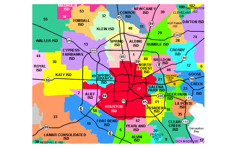 Texas School Districts and Illusions of Local Control