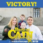 Busy month for Baytown State Rep. Briscoe Cain