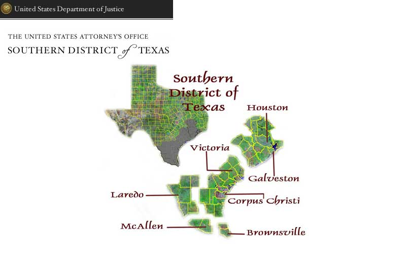 Time For A Conservative To Be US Attorney Southern District Of - Us attorney map