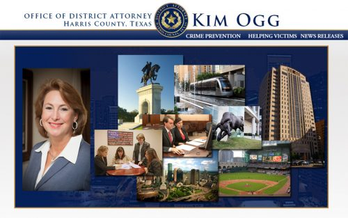 harris county district attorney office