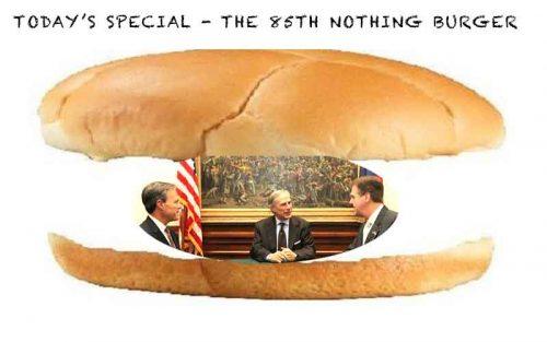 texas legislature nothing burger