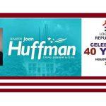 Sen. Joan Huffman to recap the 85th