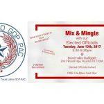 Houston meeting of Texas Latino GOP PAC tomorrow evening