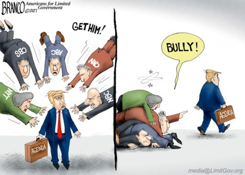 branco trump media