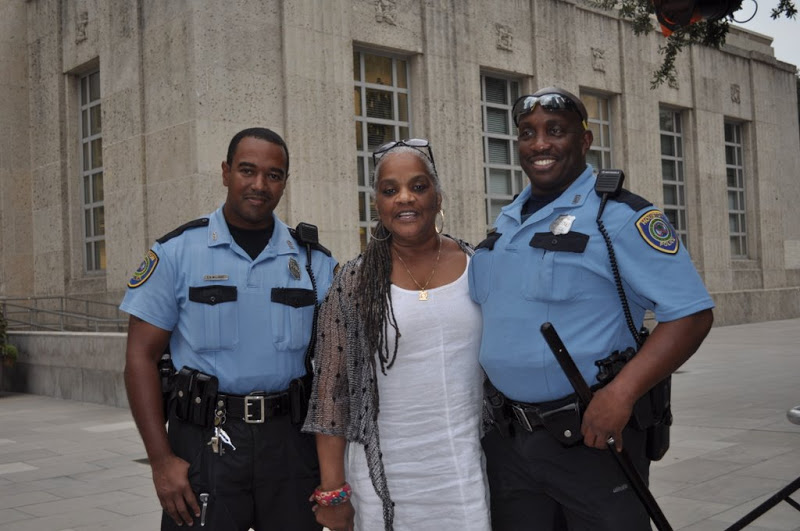 officer williams and ada edwards