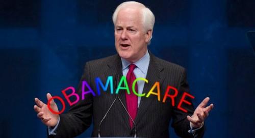 John Cornyn Obamacare