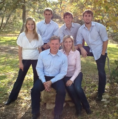 Barry Smitherman & Family