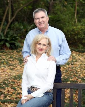 Ben and Kathy Streusand