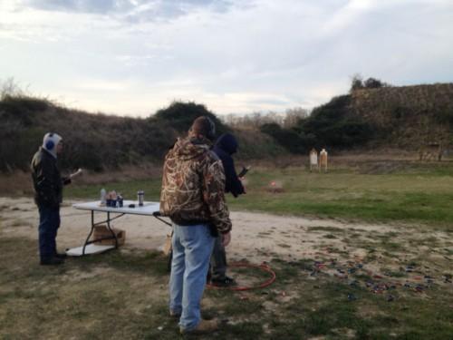 three gun competition
