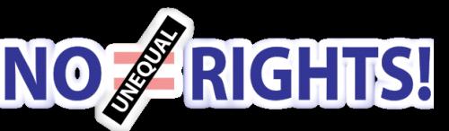 Un equal rights logo