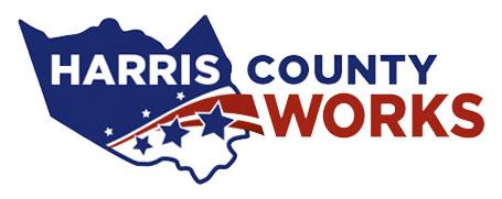 Harris County Works Logo