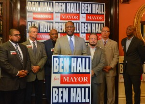 Ben Hall announces Law Enforcement Accountability Policy