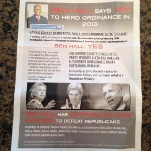 hcrp attack flyer on ben hall