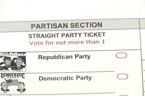 judicial voting in Texas
