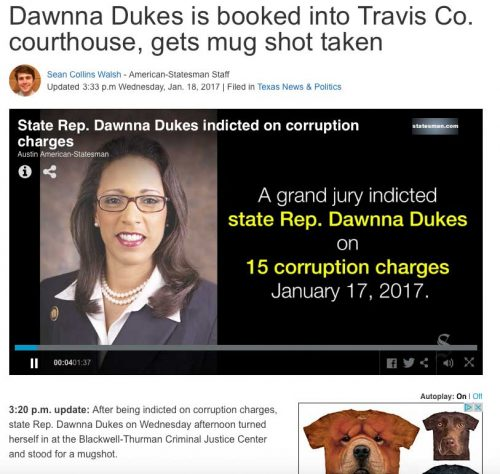 texas democrat wanna dukes