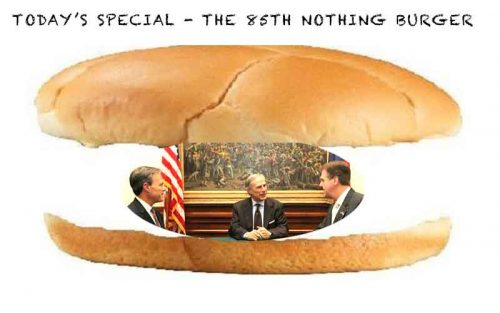 texas legislature nothing burger