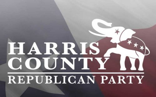 harris county republican party logo