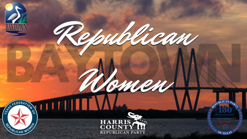baytown republican women