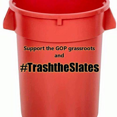 trash the slates