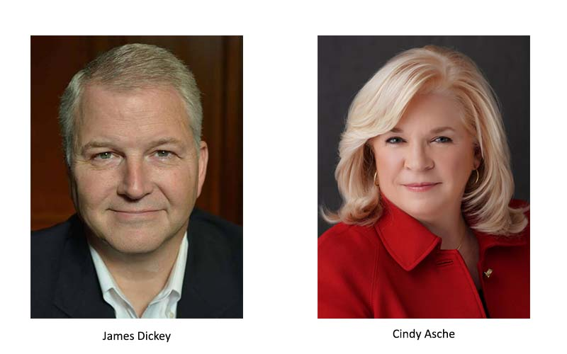 james dicky cindy asche